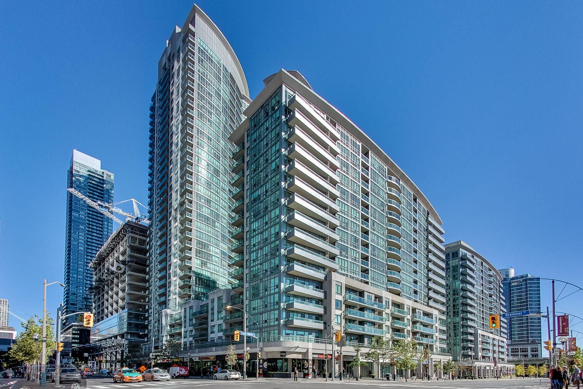 505 - 51 Lower Simcoe Street, Waterfront Communities C1, Toronto