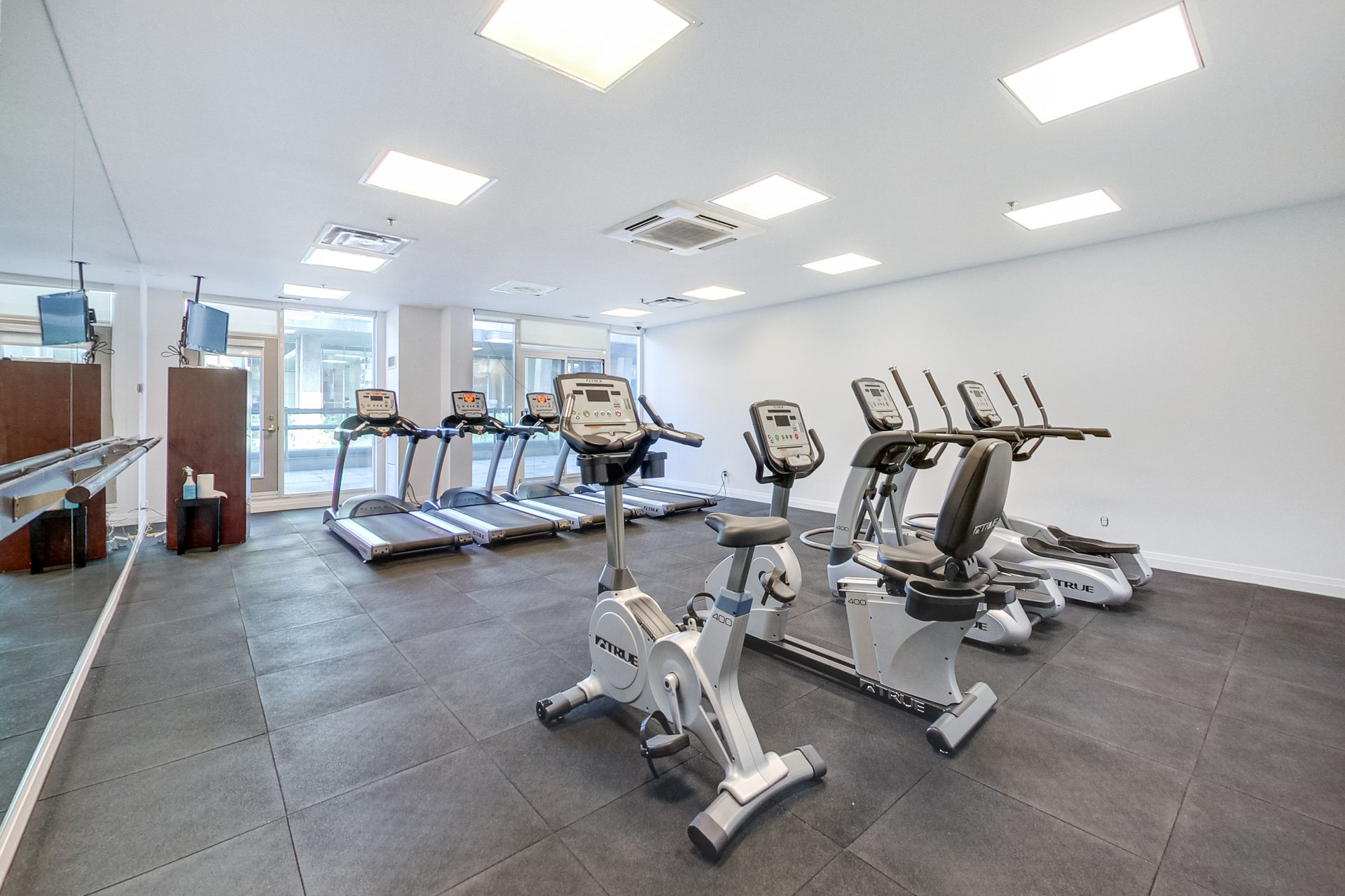 Exercise Room at 505 - 51 Lower Simcoe Street, Waterfront Communities C1, Toronto