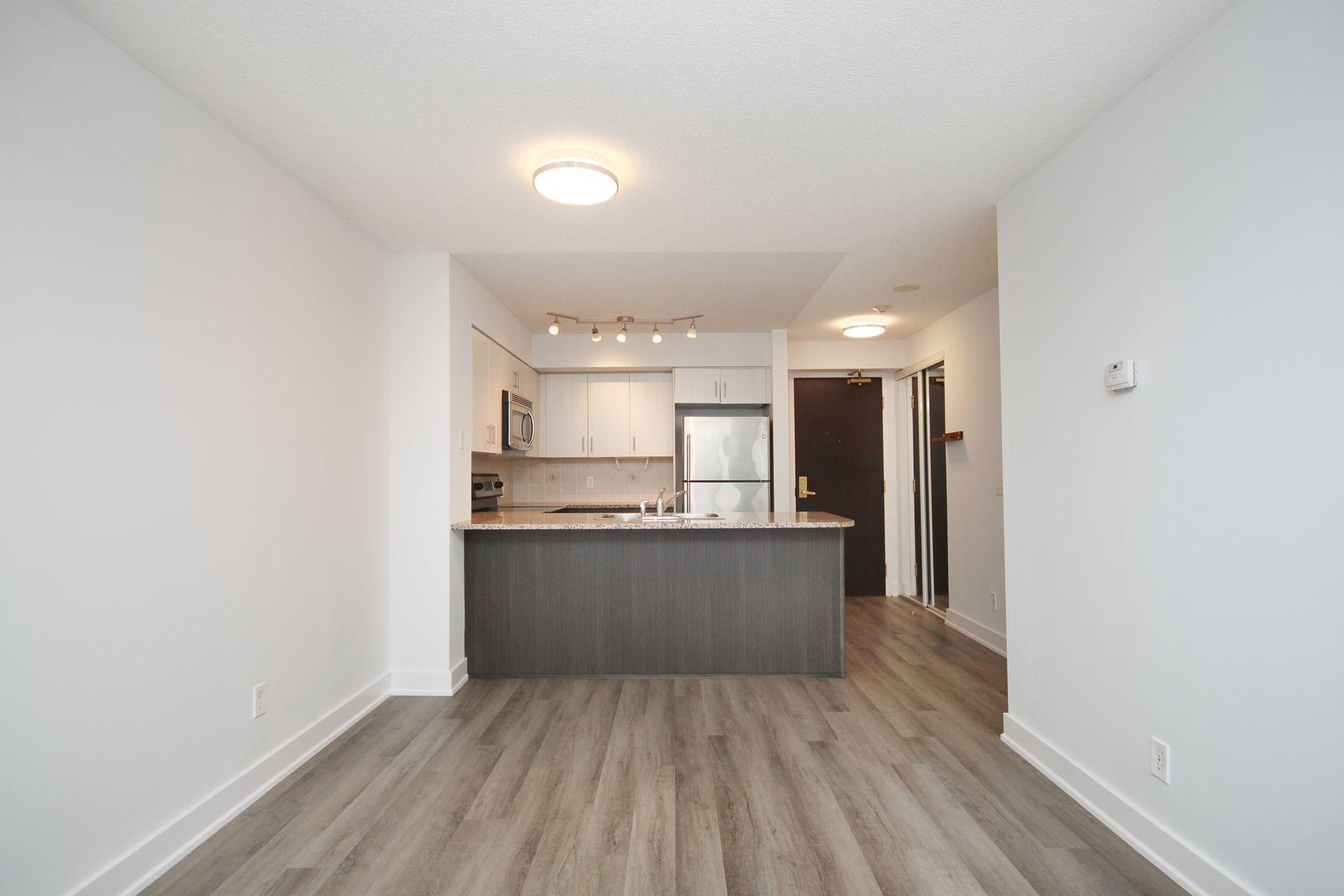 Living Room at 505 - 51 Lower Simcoe Street, Waterfront Communities C1, Toronto