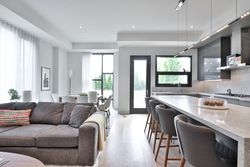 Kitchen, Living & Dining Room at 143 Joicey Boulevard, Bedford Park-Nortown, Toronto
