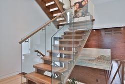 Staircase at 143 Joicey Boulevard, Bedford Park-Nortown, Toronto