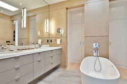 6 Piece Ensuite Bathroom at 143 Joicey Boulevard, Bedford Park-Nortown, Toronto