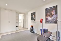 Exercise/Recreation Room at 143 Joicey Boulevard, Bedford Park-Nortown, Toronto
