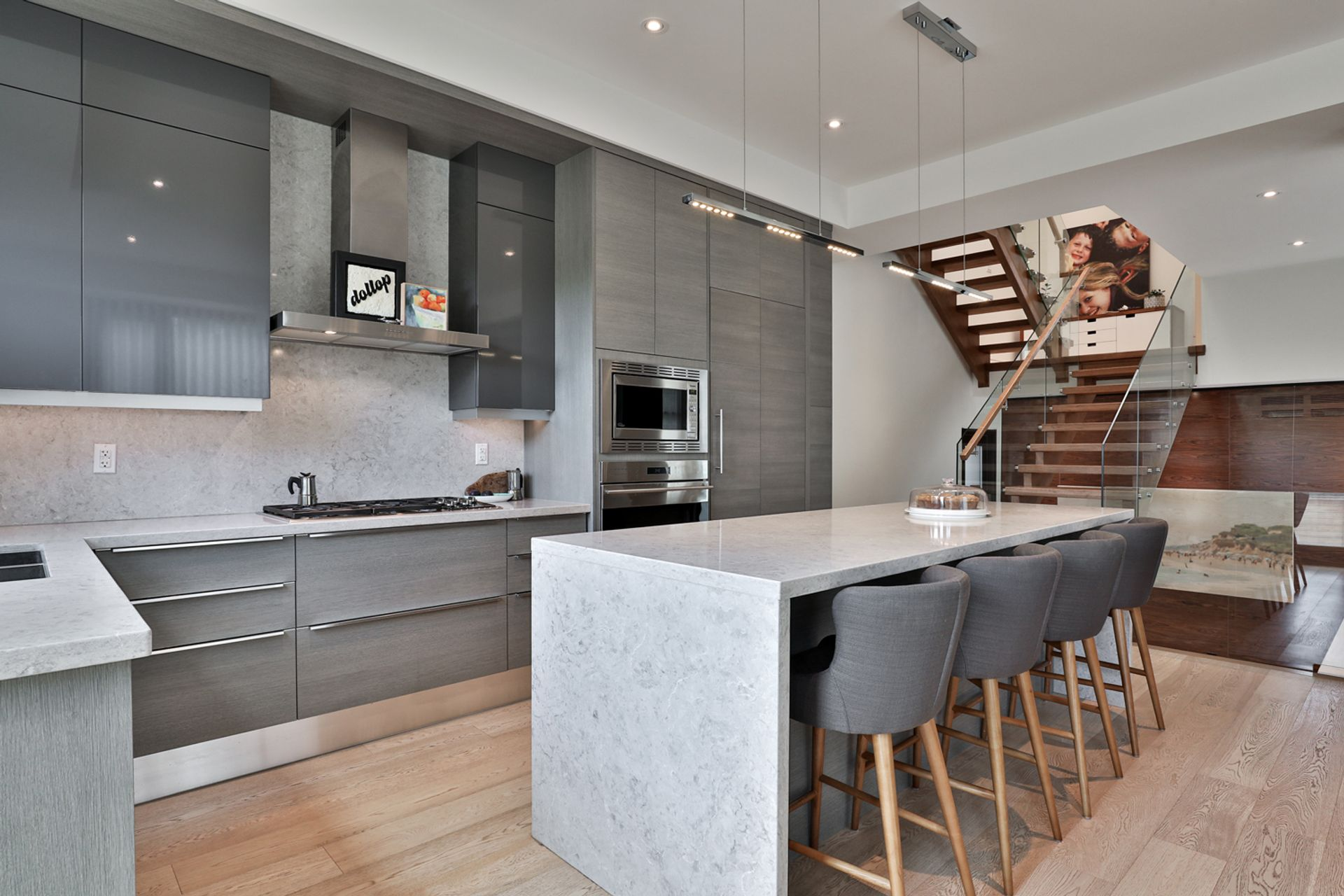 Kitchen at 143 Joicey Boulevard, Bedford Park-Nortown, Toronto
