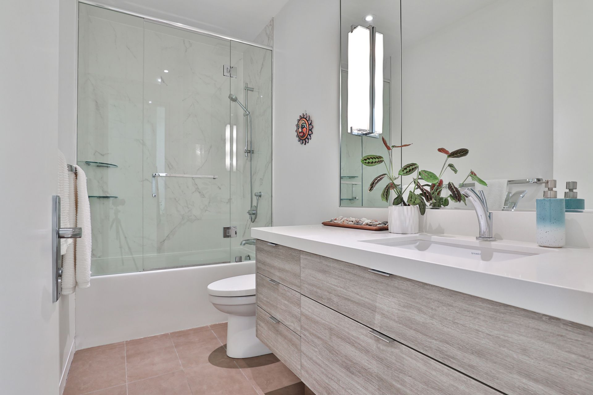 4 Piece Bathroom at 143 Joicey Boulevard, Bedford Park-Nortown, Toronto