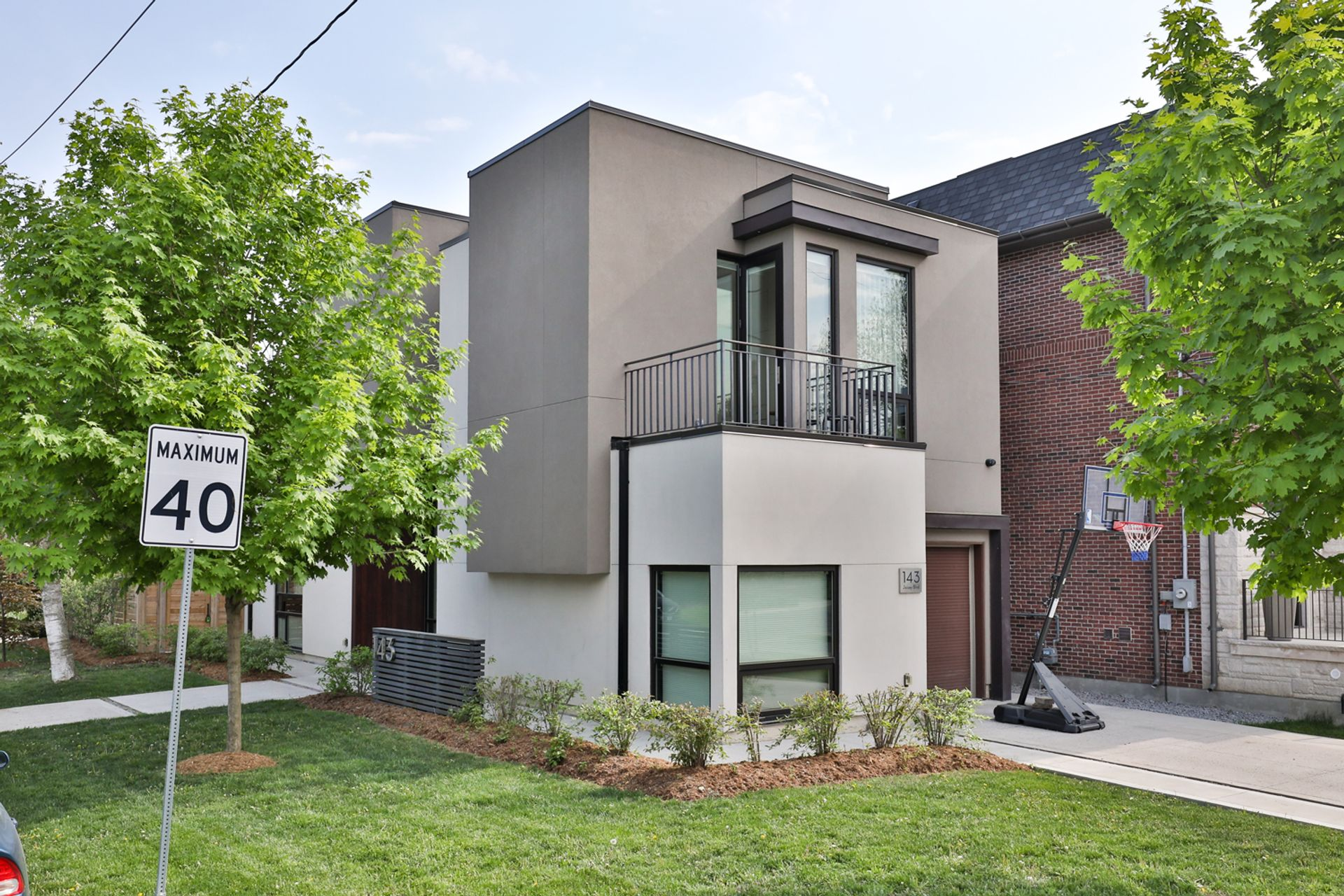 Front at 143 Joicey Boulevard, Bedford Park-Nortown, Toronto