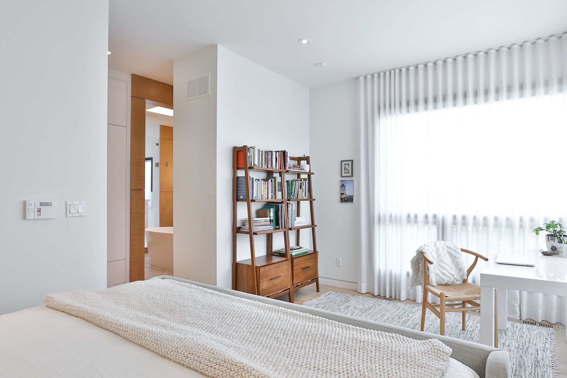 Primary Bedroom at 143 Joicey Boulevard, Bedford Park-Nortown, Toronto