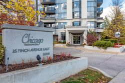 Front at 1209 - 35 Finch Avenue, Willowdale East, Toronto