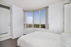 Bedroom at 1209 - 35 Finch Avenue, Willowdale East, Toronto