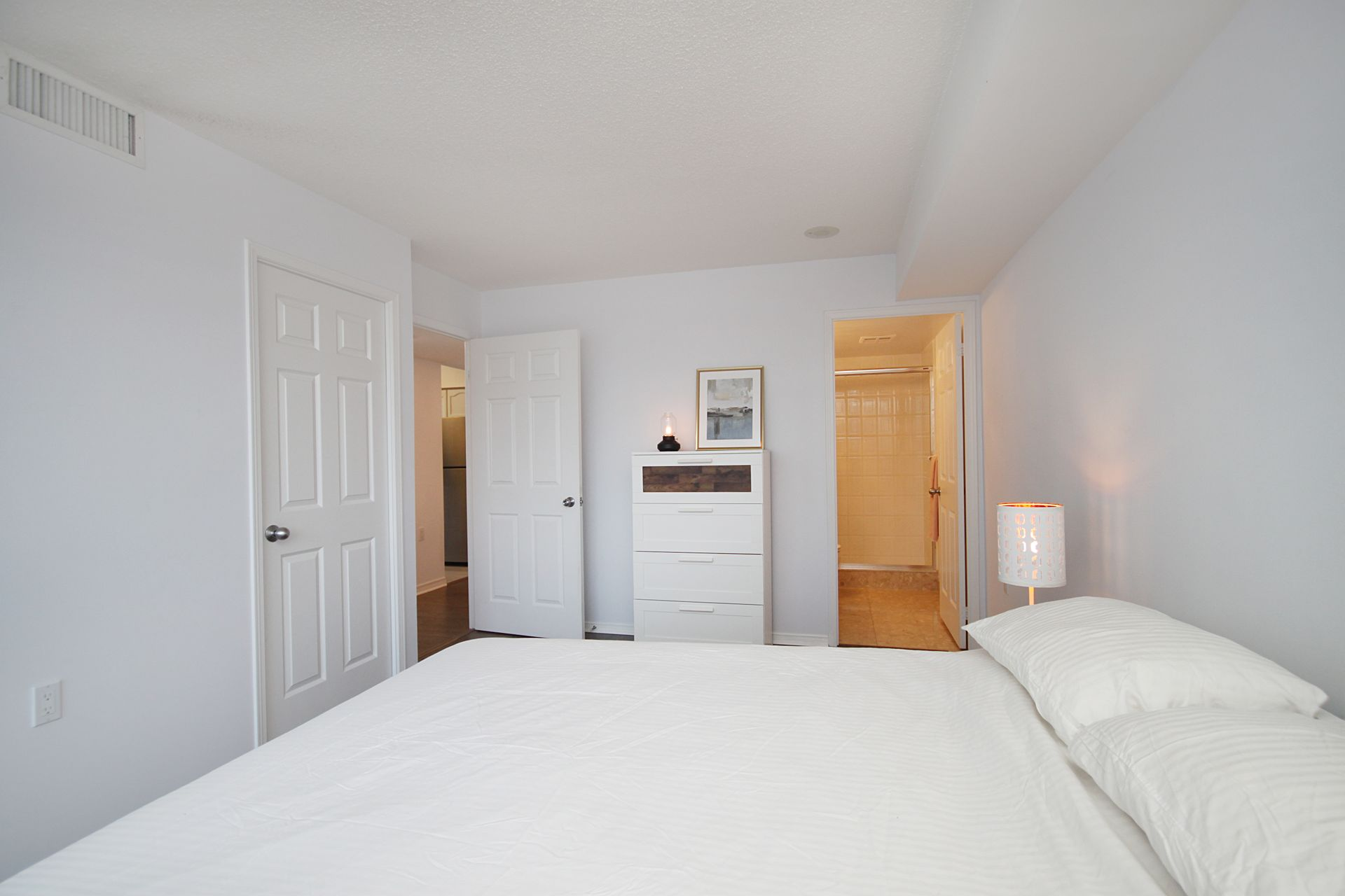Primary Bedroom at 1209 - 35 Finch Avenue, Willowdale East, Toronto
