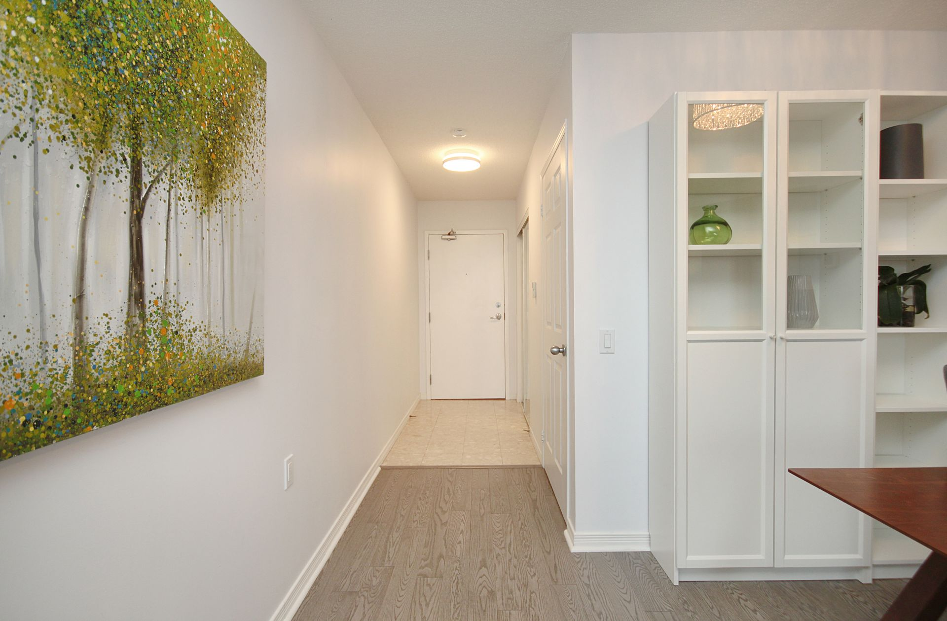 Foyer at 1209 - 35 Finch Avenue, Willowdale East, Toronto