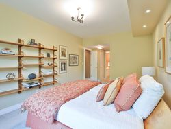 Primary Bedroom at 914 - 38 William Carson Crescent, St. Andrew-Windfields, Toronto