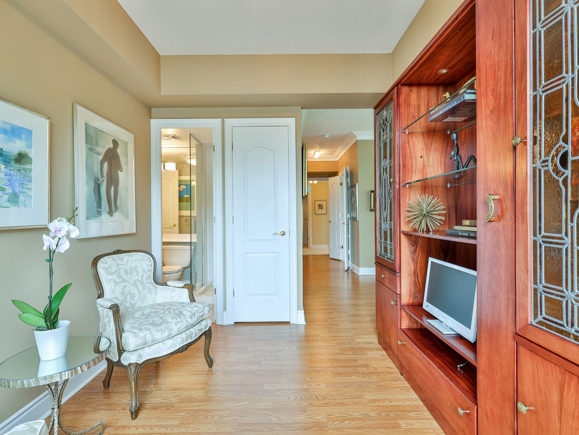 Den at 914 - 38 William Carson Crescent, St. Andrew-Windfields, Toronto