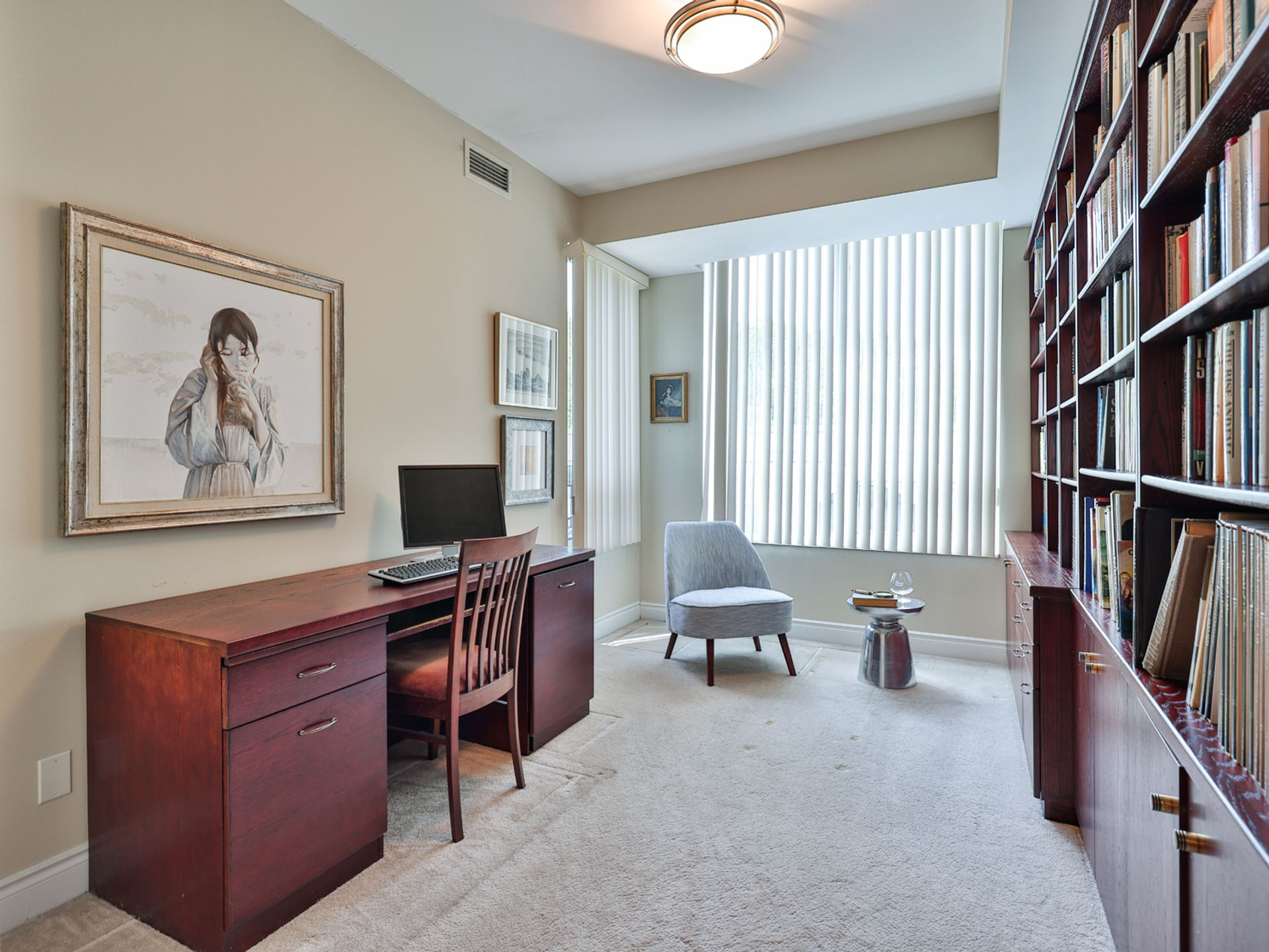 Bedroom at 914 - 38 William Carson Crescent, St. Andrew-Windfields, Toronto