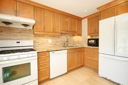 Kitchen at 97 Dutch Myrtle Way, Banbury-Don Mills, Toronto
