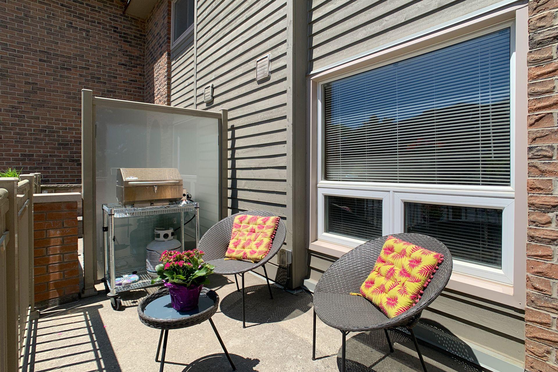 Front Porch at 97 Dutch Myrtle Way, Banbury-Don Mills, Toronto