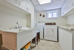 Laundry Room at 7 Deerpath Road, Parkwoods-Donalda, Toronto