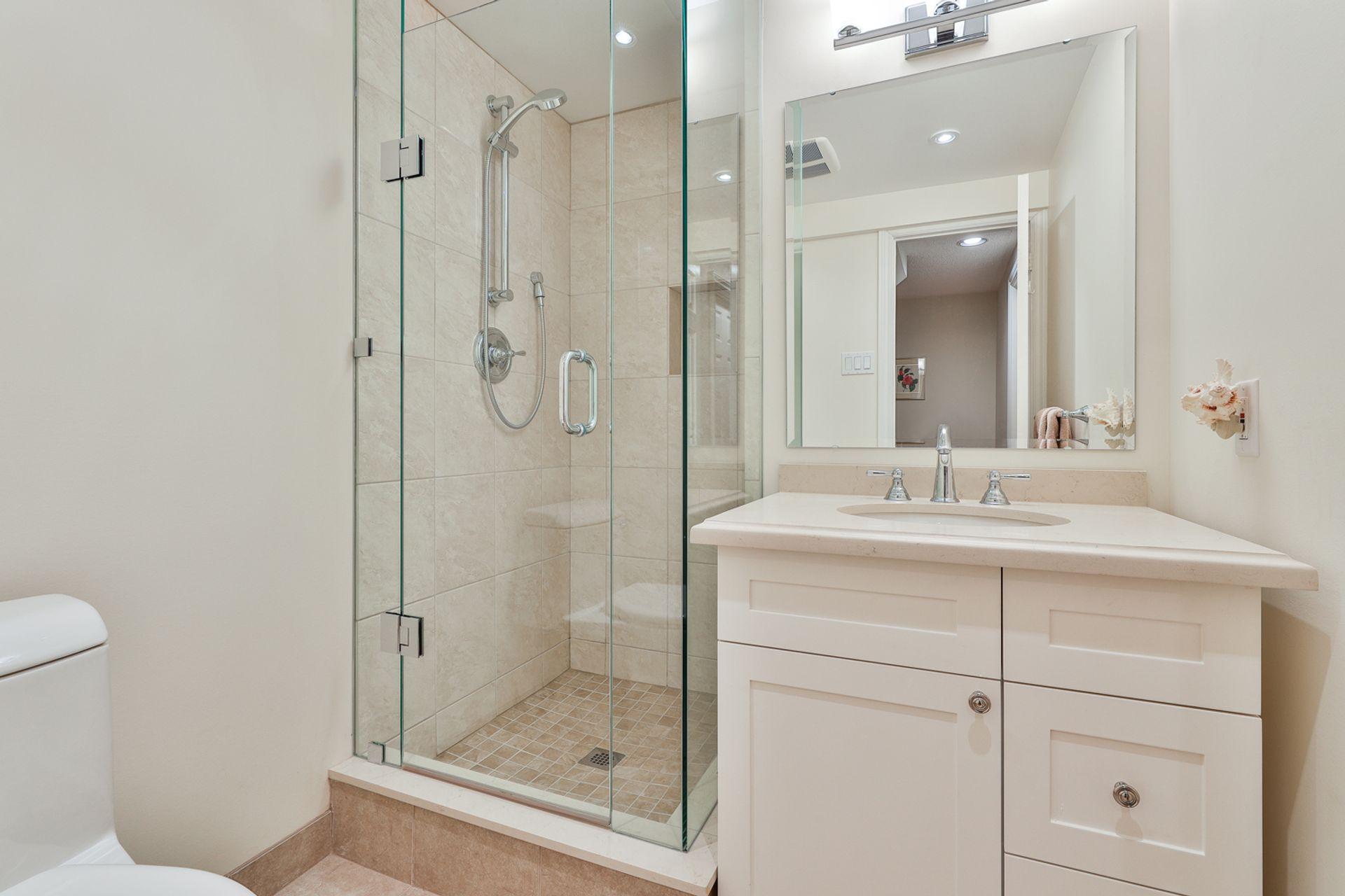 3 Piece Bathroom at 7 Deerpath Road, Parkwoods-Donalda, Toronto