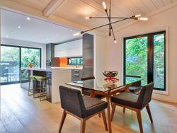 Dining Room & Kitchen at 33 Sagebrush Lane, Parkwoods-Donalda, Toronto