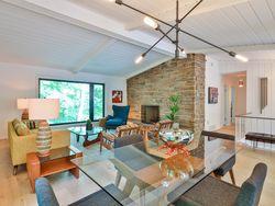 Dining & Living Room at 33 Sagebrush Lane, Parkwoods-Donalda, Toronto