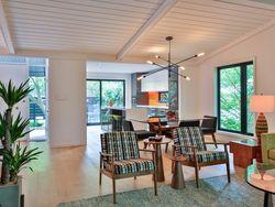 Living & Dining Room at 33 Sagebrush Lane, Parkwoods-Donalda, Toronto