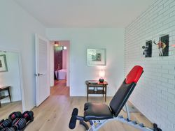 Gym/Bedroom at 33 Sagebrush Lane, Parkwoods-Donalda, Toronto