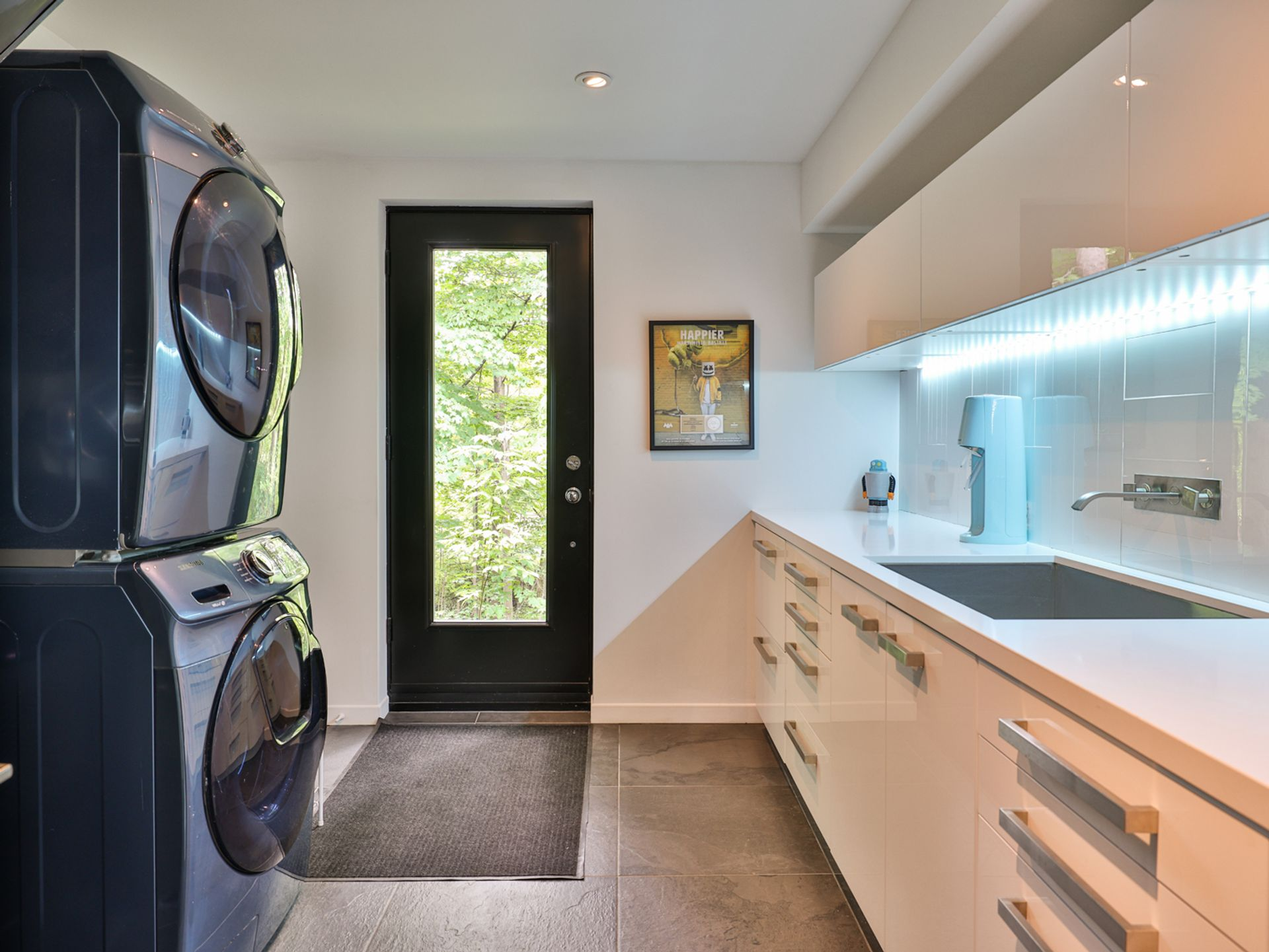 Laundry Room at 33 Sagebrush Lane, Parkwoods-Donalda, Toronto