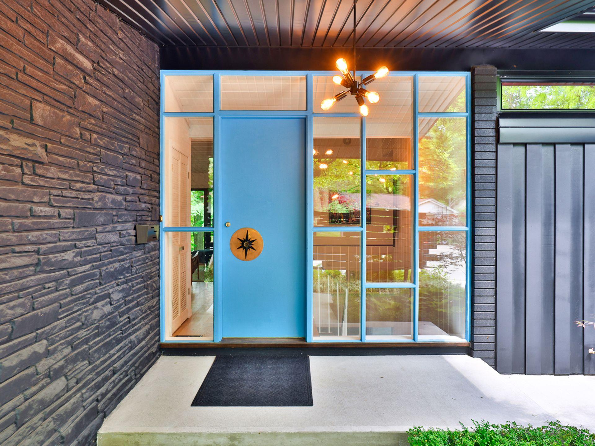 Front Entrance at 33 Sagebrush Lane, Parkwoods-Donalda, Toronto