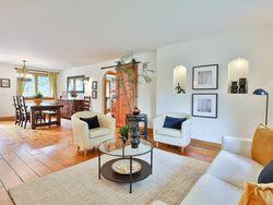 Living Room at 27 Overton Crescent, Banbury-Don Mills, Toronto