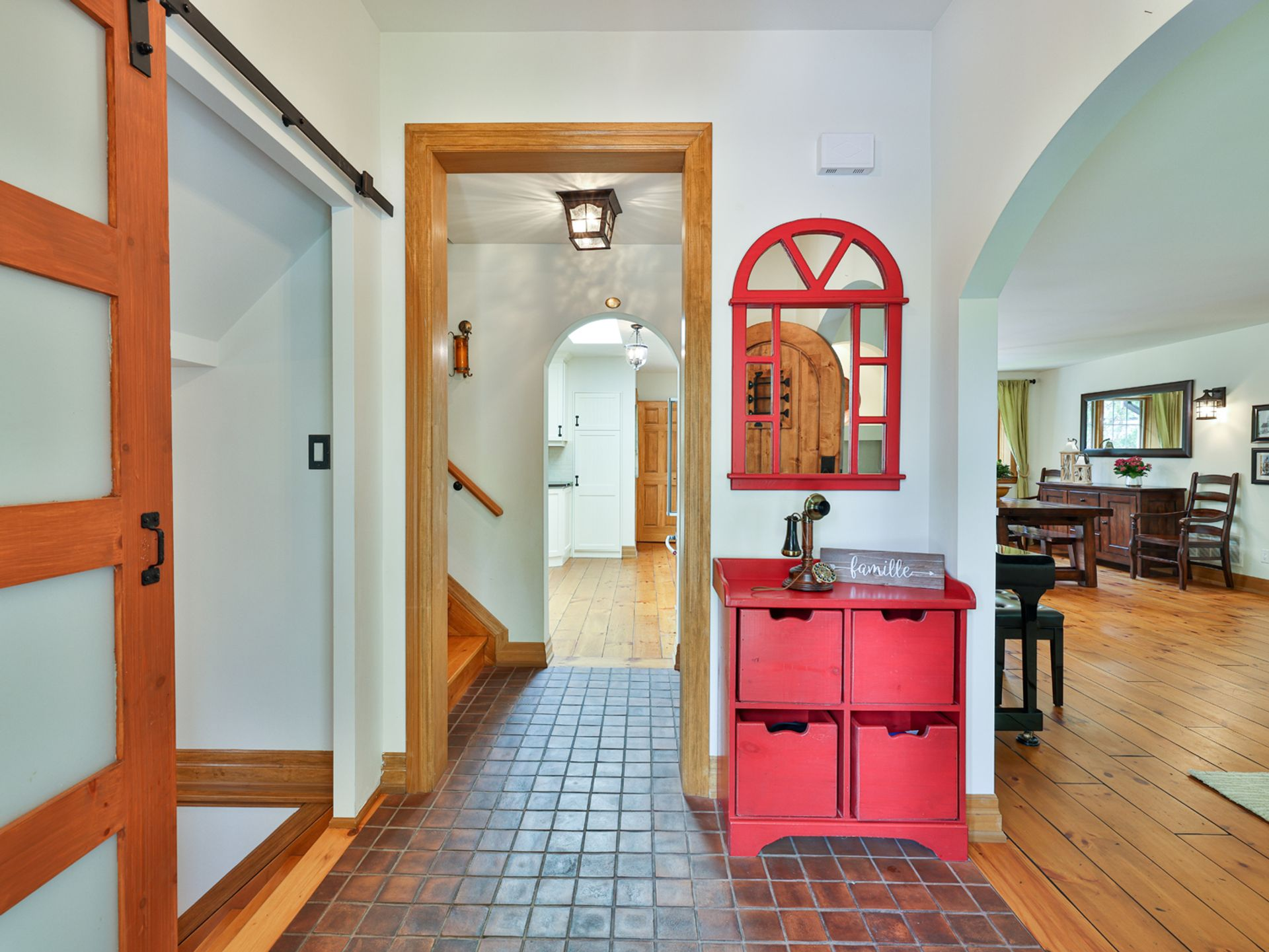 Foyer at 27 Overton Crescent, Banbury-Don Mills, Toronto