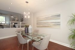 Dining Room at 214 Three Valleys Drive, Parkwoods-Donalda, Toronto
