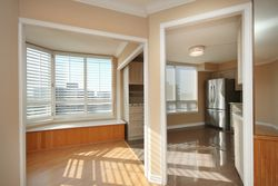 Kitchen & Breakfast Room at PH211 - 1121 Steeles Avenue W, Westminster-Branson, Toronto