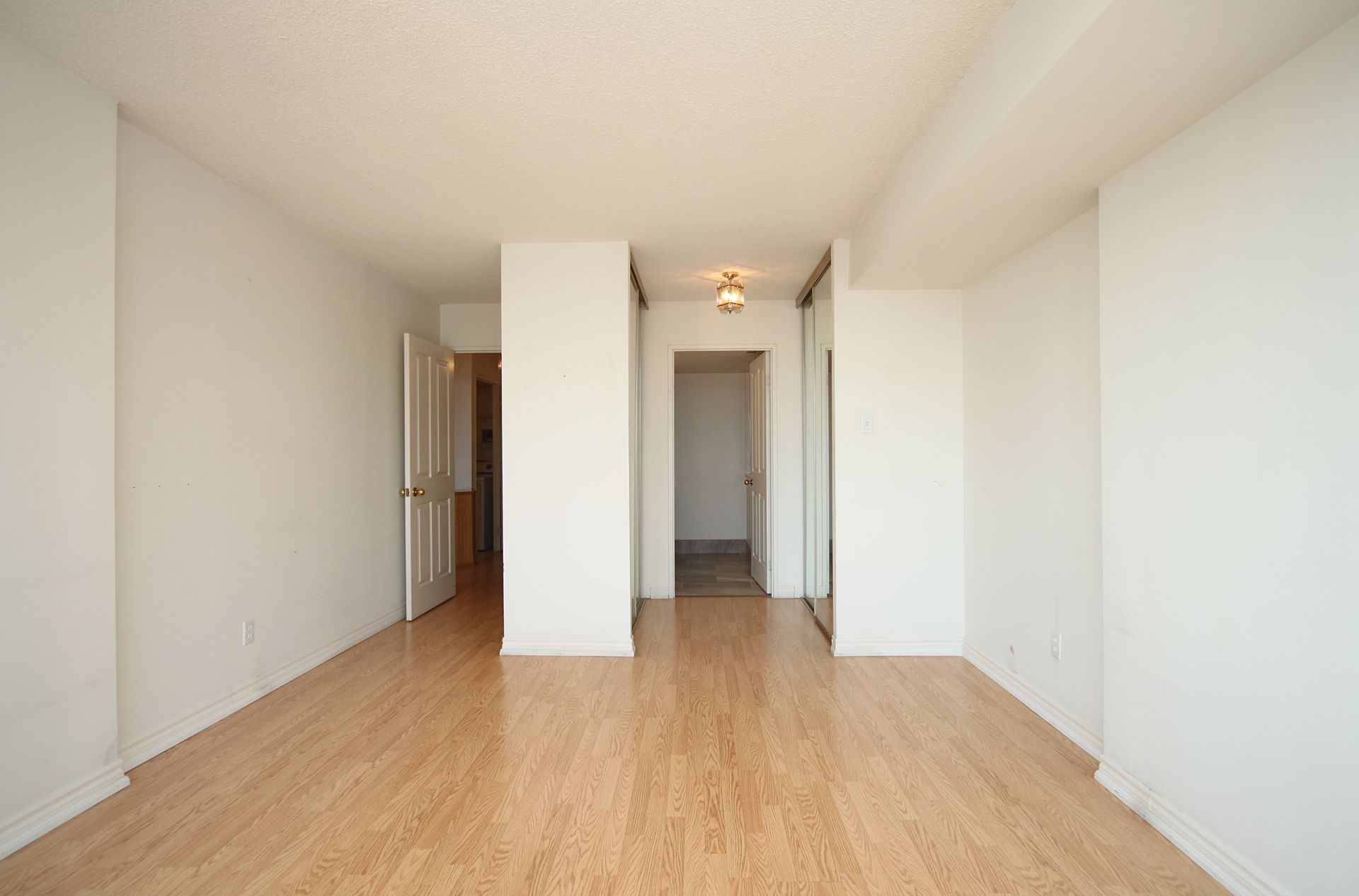 Primary Bedroom at PH211 - 1121 Steeles Avenue W, Westminster-Branson, Toronto