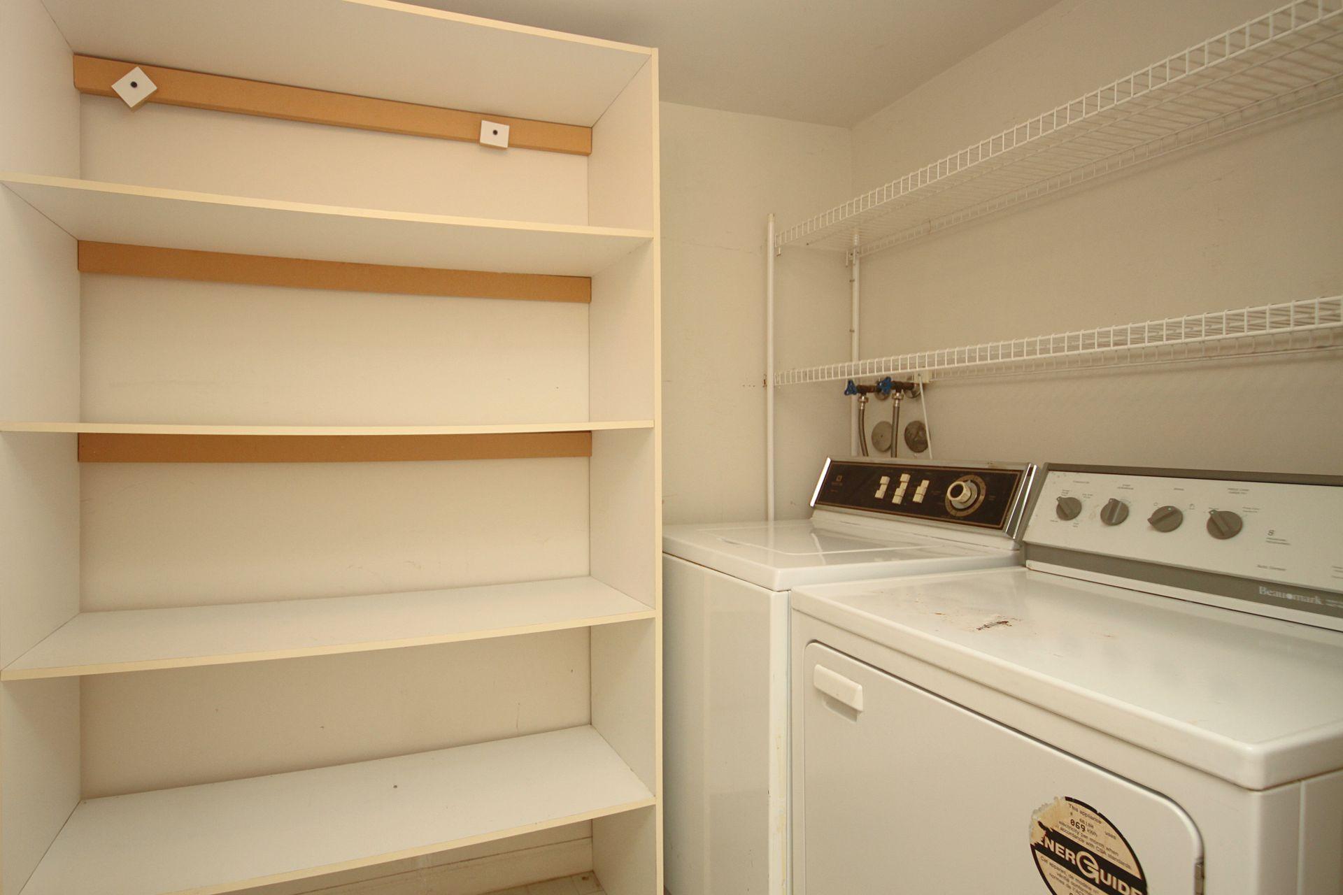 Laundry Room at PH211 - 1121 Steeles Avenue W, Westminster-Branson, Toronto