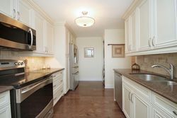 Kitchen at 1105 - 75 Wynford Heights Crescent, Banbury-Don Mills, Toronto