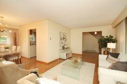 Living & Dining Room at 9 Deerpath Road, Parkwoods-Donalda, Toronto