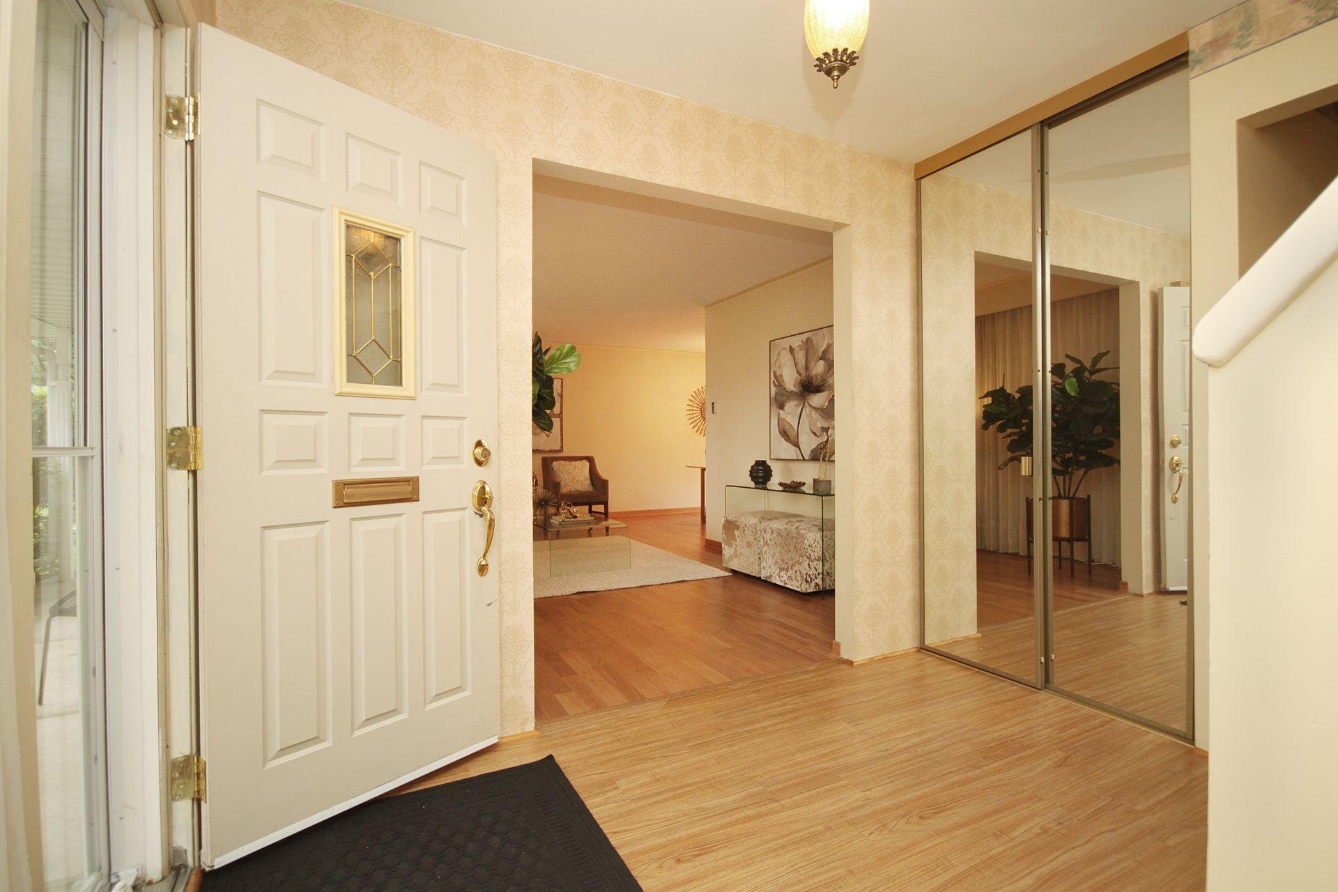 Foyer at 9 Deerpath Road, Parkwoods-Donalda, Toronto