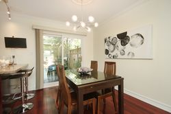 Dining Room at 53 Stonedale Placeway, Banbury-Don Mills, Toronto