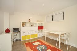 Recreation Room at 53 Stonedale Placeway, Banbury-Don Mills, Toronto