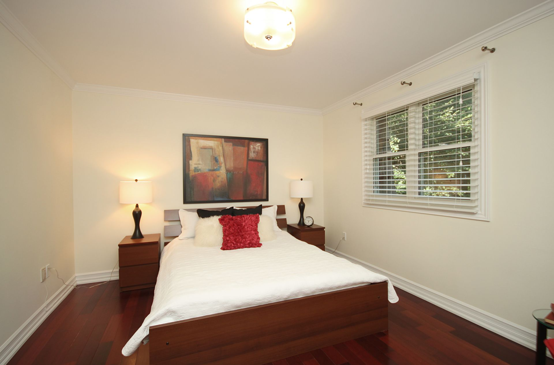 Primary Bedroom at 53 Stonedale Placeway, Banbury-Don Mills, Toronto