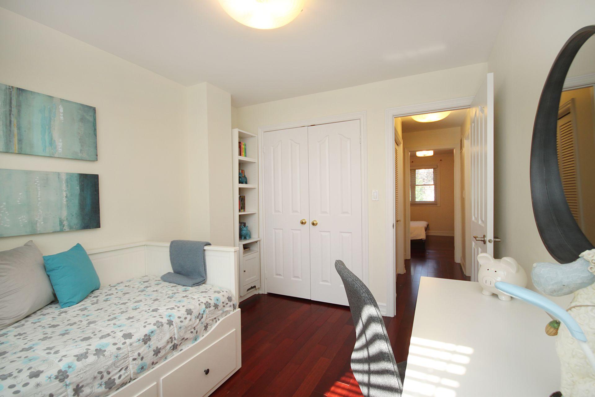 Third Bedroom at 53 Stonedale Placeway, Banbury-Don Mills, Toronto