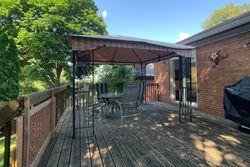 Backyard at 25 Fenelon Drive, Parkwoods-Donalda, Toronto
