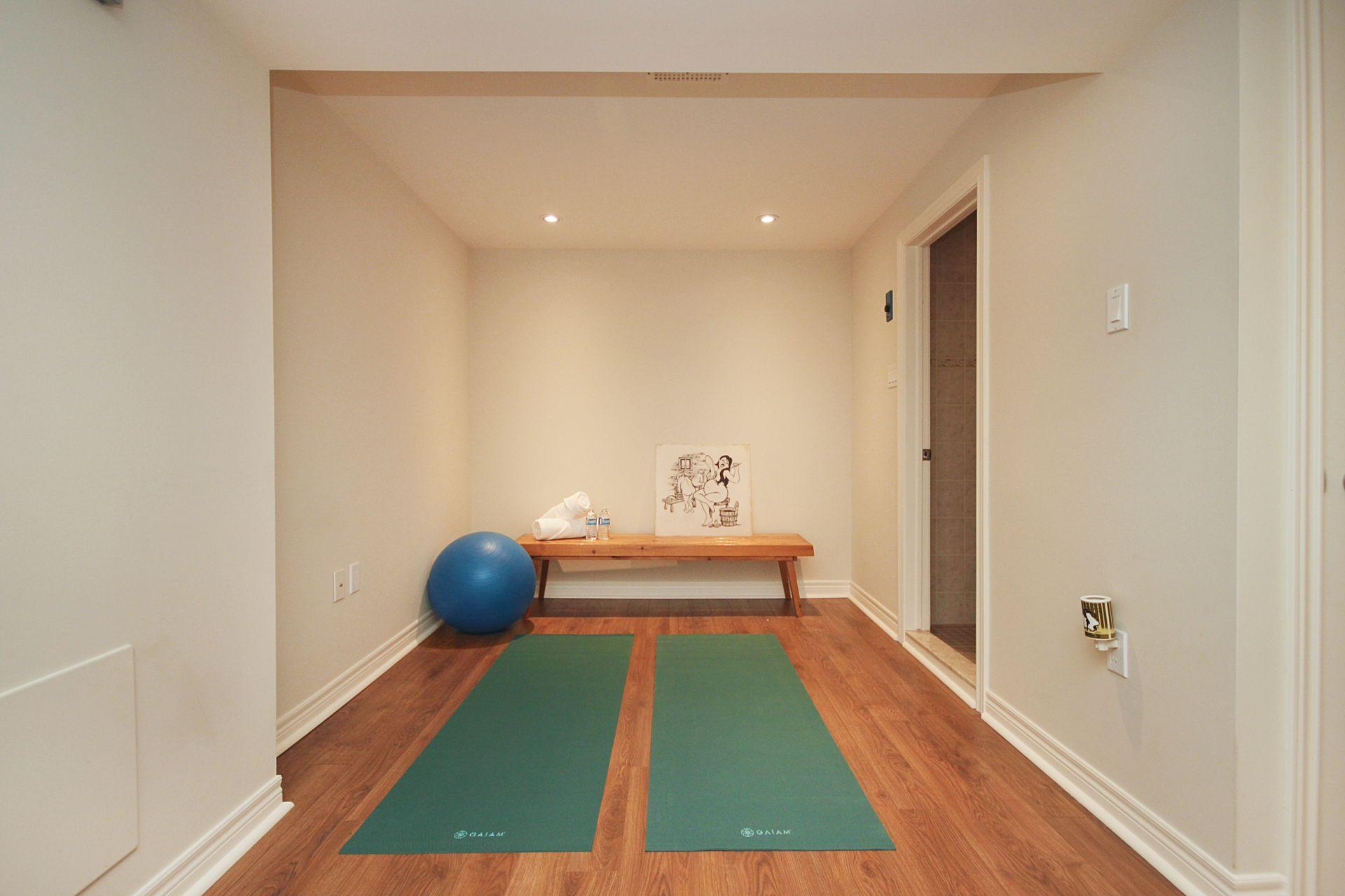 Exercise Room/Office at 25 Fenelon Drive, Parkwoods-Donalda, Toronto