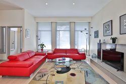 Living Room at 4 Legato Court, Banbury-Don Mills, Toronto