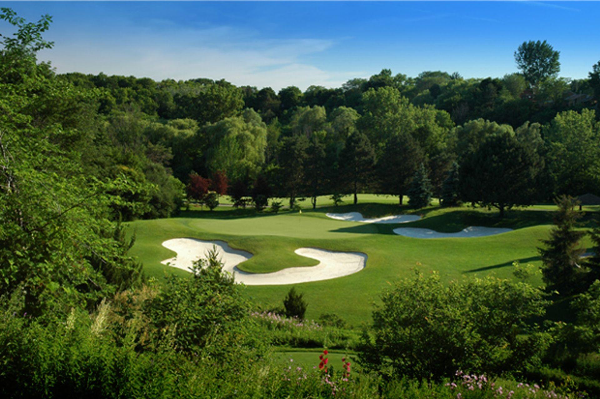 Donalda Golf Course at 4 Legato Court, Banbury-Don Mills, Toronto