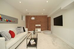 Recreation Room at 57 Stonedale Placeway, Banbury-Don Mills, Toronto