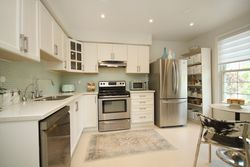 Kitchen at 57 Stonedale Placeway, Banbury-Don Mills, Toronto