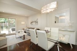 Dining Room at 57 Stonedale Placeway, Banbury-Don Mills, Toronto