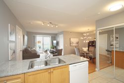 Kitchen at 610 - 1730 Eglinton Avenue E, Victoria Village, Toronto