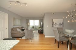 Living & Dining Room at 610 - 1730 Eglinton Avenue E, Victoria Village, Toronto
